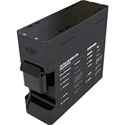 DJI Inspire 1 Battery Charging Hub (Black) from DJI Europe B.V.