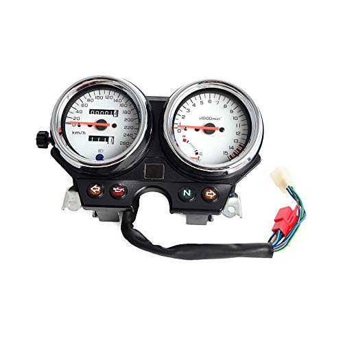|Instruments|Motorcycle Gauges Cluster Speedometer For Honda CB600 Hornet 600 1996|2002 1997 1998 1999 2000 2001 Hornet600 NEW|by ATUKI| ()