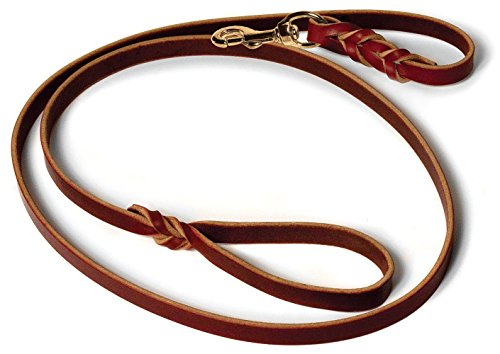 Dog Supplies Leather Training Leash product image