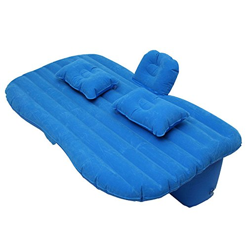 Edxtech PVC Inflatable Travel Camp In-Car Air Bed Mattress Sleeping Rest Pad Car Bed by Unknown (Image #4)