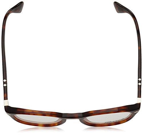 ... Persol Montures de lunettes 3122 Dark Grey Gradient Green-Brown, 48mm  24  Tortoise 519f73941d4c