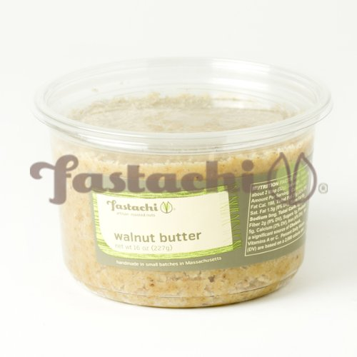 Fastachi® Walnut Butter (1lb Container)