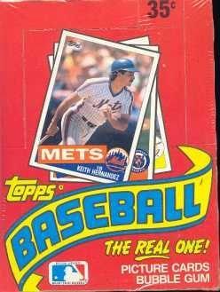Amazoncom 1982 Donruss Baseball Cards Wax Pack 1 Pack