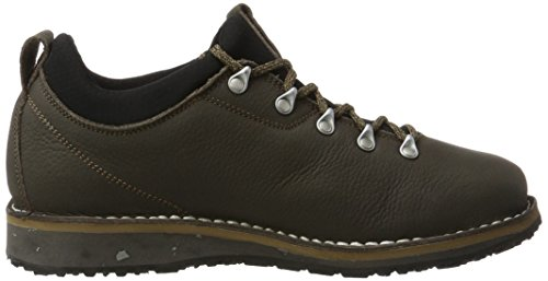 Aku Plus Zapatillas dark Adulto Senderismo De Marrón Brown Low 095 Badia Unisex TrqBw5T