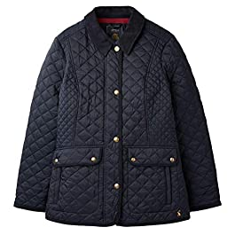 Joules Newdale Womens Quilted Coat A/W 19