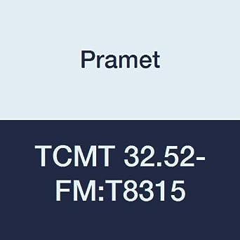 Pramet Tcmt 3252 Fmt8315 Carbide Multi Material P15 M15 K15