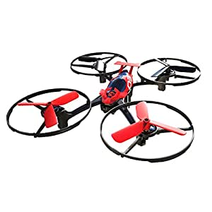 Sky Viper Hover Racer - AUTO Launch, Land, Hover Red Edition