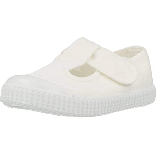 Victoria 1915 Sandalia Lona Tintada Velcro, Zapatillas Unisex bebé: Amazon.es: Zapatos y complementos
