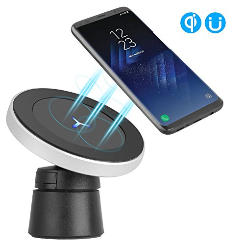 TankShip Magnetic Wireless Car Charger W5,Wireless...