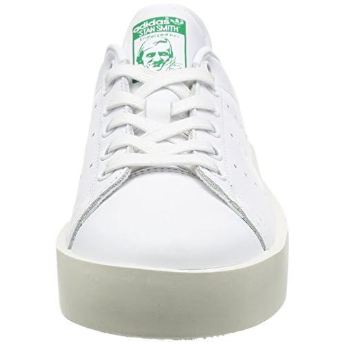 size 40 35053 71a83 Adidas Stan Smith Zapatillas deportivas para hombre,color blanco verde,  talla 39 1 3 www amazon es el gris Primavera Verano