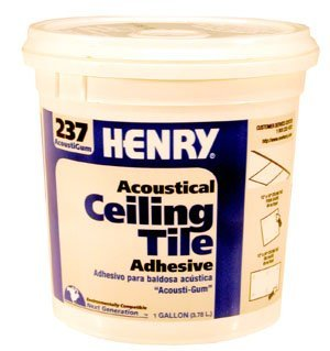 Henry HY2371G Acoustical Ceiling Tile Adhesive