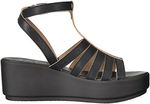 Matisse Women's Nordic Wedge Sandal Black 6pSsBhjw
