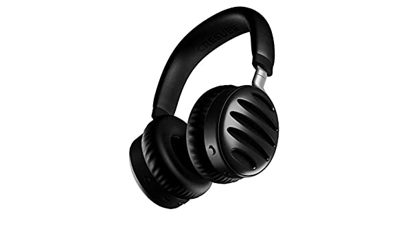 9fb2b2ba58a Amazon.com: Active Noise Cancelling Wireless Headphones for Airplane Travel  Mowing, CRESUER HIGHWAVE QE Bluetooth Wireless/Wired ANC Over Ear Portable  ...