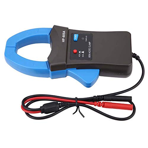 600A DC/AC Current Probe Clamp Meter Oscilloscope Clamp Meter Current Meter Digital Clamp Current Meter with Test Probe