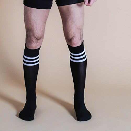 Genou 1 Football Couleurs 6 Vert Royaume Au 3 Chaussettes Haut De 11 6 Pour Hommes Paires Sport Ou Athlétiques Taille uni Rayé rSZqCzwFr
