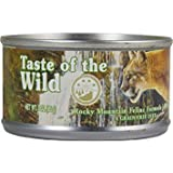 Taste of the Wild Cat Canned Rocky Mountain 3 Ounce Can Case Of 24 Larger Image