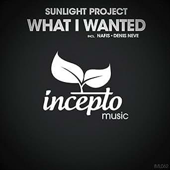 What I Wanted (Denis Neve Remix) de Sunlight Project en