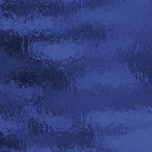 Spectrum Navy Blue Cathedral Rough Rolled Stained Glass Sheet - 8