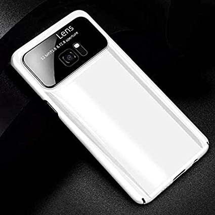 reputable site d98a4 91087 Axxeum Lens Case Full Protection 360 Degree Back Cover: Amazon.in ...