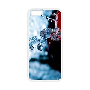 [Funny Series] IPhone 6 Plus Case Nature 66, Iphone 6 Plus Case 5.5inch Okaycosama - White