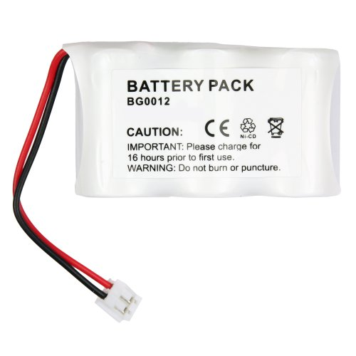 Fenzer Rechargeable Cordless Phone Battery for GE 25982EE2 25982EE3-A Cordless Telephone Battery Replacement Pack