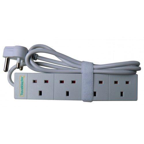 South African Multiplug Adaptor