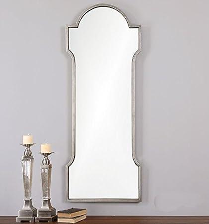 Amazon.com: Uttermost 13875 Jovita Metal Framed Mirror: Home & Kitchen