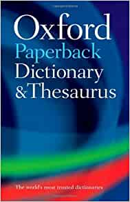oxford dictionary and thesaurus free download