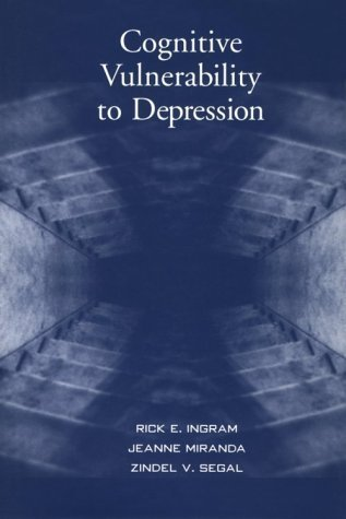 Cognitive Vulnerability to Depression by Rick E. Ingram PhD (1998-03-15)