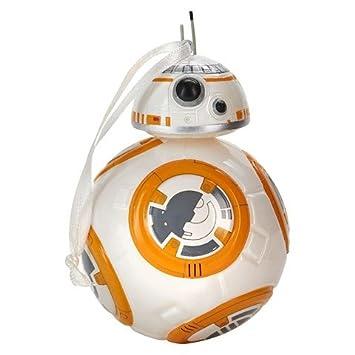 Amazon.com: Star Wars BB-8 Holiday Hanging Ornament Christmas ...