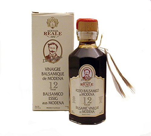 Acetaia Reale - Italian 12 Year Aged Balsamic Vinegar - 250ml by Acetaia Reale