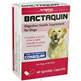 Nutramax Laboratories Incorporated – Bactaquin Digestive Health For Dogs, 40 capsules, My Pet Supplies