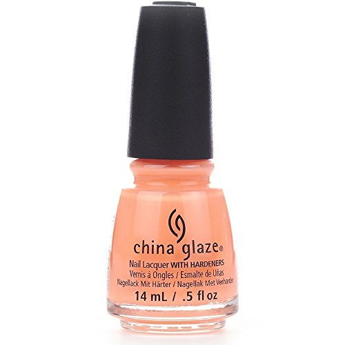China Glaze Nail Polish, Flip Flop Fantasy, 0.5 oz (Pack of 2)