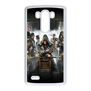assasins creed game LG G3 Cell Phone Case White phone component RT_144108