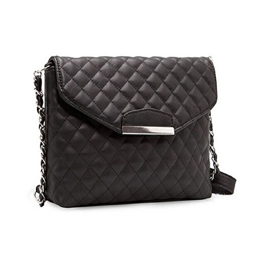 LandsellDamen Schultertasche Leder-Beutel-Kupplungs-Handtaschen-Einkaufs