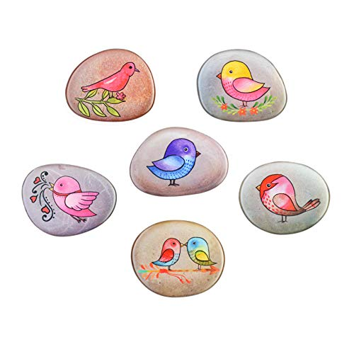 Morcart Refrigerator Magnets Lovely Little Birds Magnets Suitable For Babyclassroom Office Supplies Whiteboard Arts & Crafts Kids Toys Locker Menu Fun Creative Design
