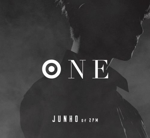 2PM JUNHO [ONE] BEST ALBUM CD+Photobook+Photocard+Tracking Number K-POP SEALED