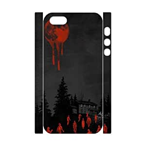 HXYHTY Night of the Living Dead 2 Phone 3D Case For iPhone 5,5S [Pattern-5]