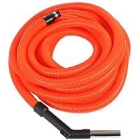 Cen-Tec Systems 99878 Orange Vacuum Hose Kit, 50-Feet