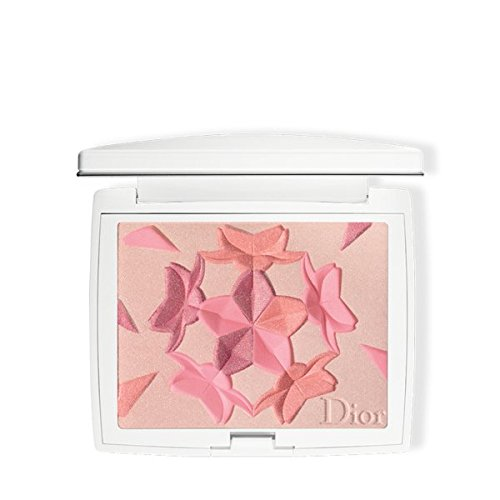 DIORSNOW BLUSH 'N' BLOOM PALETTE # 002 SPRING CORAL LIMITED EDITION by Dior