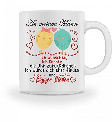 Tasse Mit Spruch An Meinen Mann Liebe Geschenk Amazon De Bekleidung
