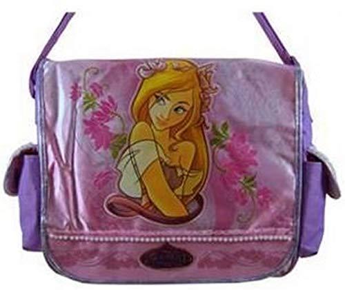 Disney Princess Giselle Messenger Bag Enchanted Backpack Pearls