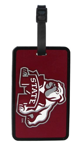 Mississippi State Bulldogs Window (Mississippi State Bulldogs - NCAA Soft Luggage Bag Tag)