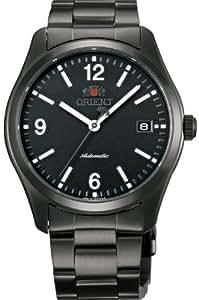 Orient ER21002B - Reloj , correa de acero inoxidable chapado color negro