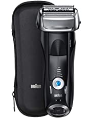 Braun Series 7 7840s Wet & Dry Electric Shaver, premium black
