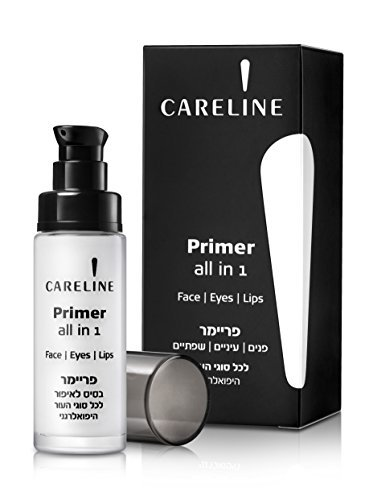- Careline Makeup Primer All in One for Face/Eyes/Lips