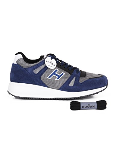 Hogan - Botas de senderismo para hombre azul turquesa 41.5 turquesa