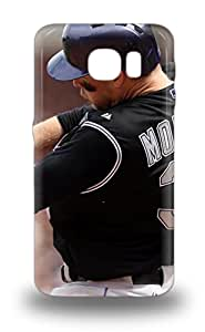 Galaxy 3D PC Case Cover Protector Specially Made For Galaxy S6 MLB Minesota Twins Justin Morneau #33 ( Custom Picture iPhone 6, iPhone 6 PLUS, iPhone 5, iPhone 5S, iPhone 5C, iPhone 4, iPhone 4S,Galaxy S6,Galaxy S5,Galaxy S4,Galaxy S3,Note 3,iPad Mini-Mini 2,iPad Air )