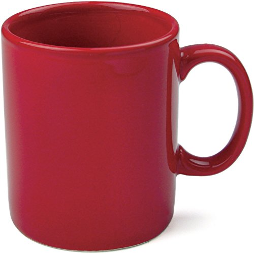 Omniware 1010125 Classic Mugs, Set of 4, 11 oz, ()