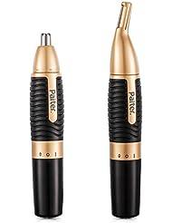 Nose Hair Trimmer Men's Nose Trimmer 2 in 1 Battery...